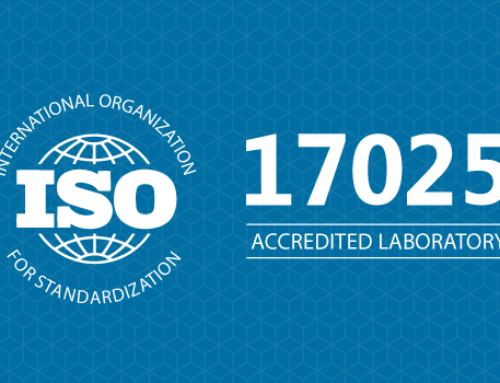 ISO 17025 Accredited