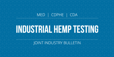 Joint Industry Bulletin