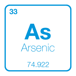 Agricor Laboratories tests for Arsenic.