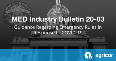MED Industry Bulletin 20-03
